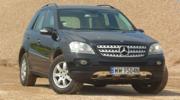 Używany Mercedes ML W164 (2005-2011) - opinie użytkowników