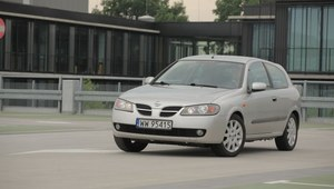Używany Nissan Almera 1.5 dCi (2003)