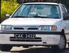 Używany Nissan Sunny N14 - spokojna głowa