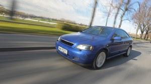 Używany Opel Astra II Coupe (2000-2004)