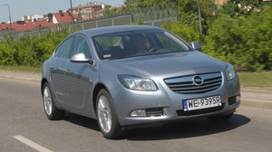 Używany Opel Insignia (2008-)