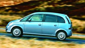 Używany Opel Meriva (2002-2010)