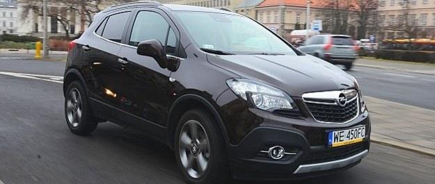 Używany Opel Mokka - opinie użytkowników