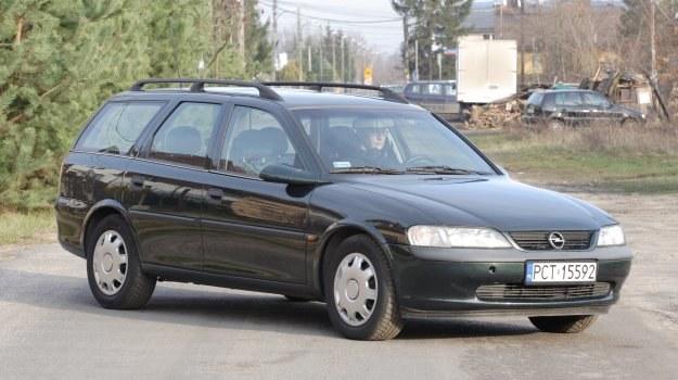 Używany Opel Vectra B (1995-2002) /Motor
