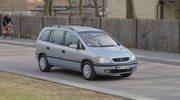 Używany Opel Zafira I (1999-2005)