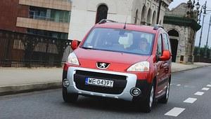 Używany Peugeot Partner (2008-) – opinie użytkowników