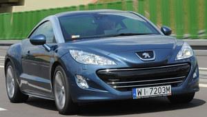 Używany Peugeot RCZ, czyli  łatwo o okazje