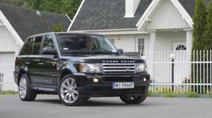 Używany Range Rover Sport (2005-2013)