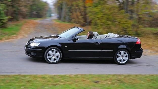 Używany Saab 9-3 Cabrio (2008) /Motor