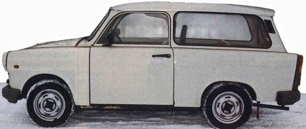 Używany Trabant 1.1