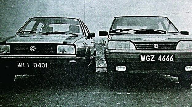 Używany Volkswagen Jetta kontra nowy Polonez Caro /Motor
