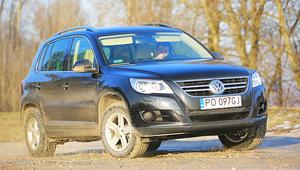 Używany Volkswagen Tiguan (2007-2016)
