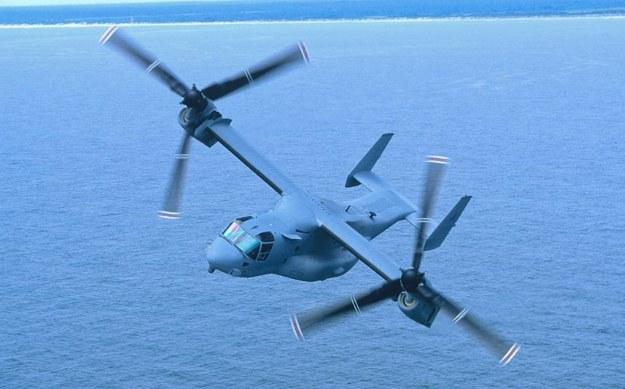 V-22 Osprey.   Fot .bellhelicopter.com /materiały prasowe