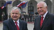 V. Klaus i L. Kaczyński odwiedzili Kazimierz Dolny
