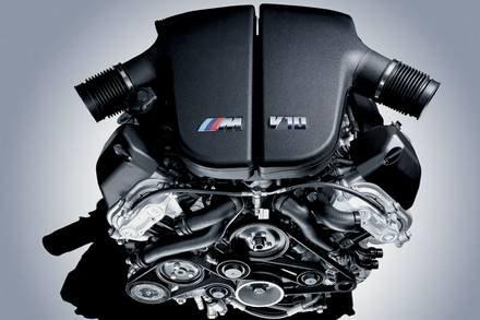 V10 od BMW / Kliknij /INTERIA.PL