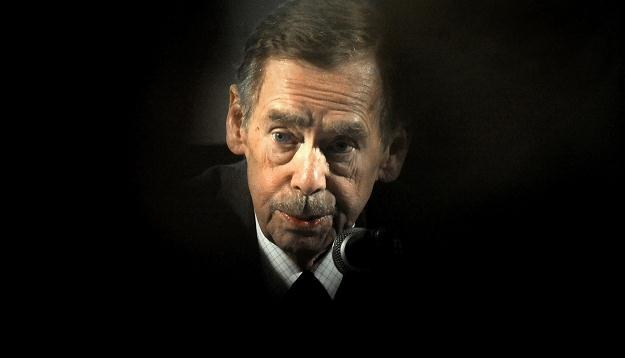 Vaclav Havel zmarł 18 grudnia 2011 r./AFP /New York Times/©The International Herald Tribune