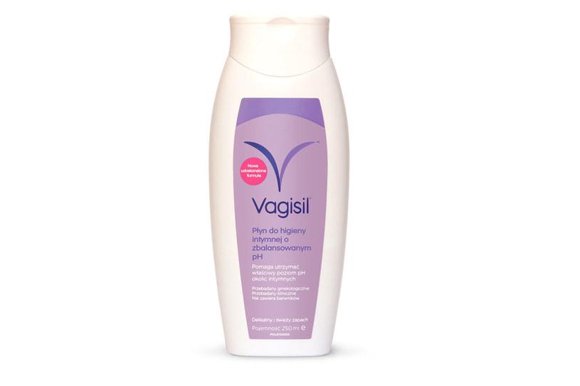 Vagisil Płyn do higieny intymnej o zbalansowanym pH /materiały prasowe