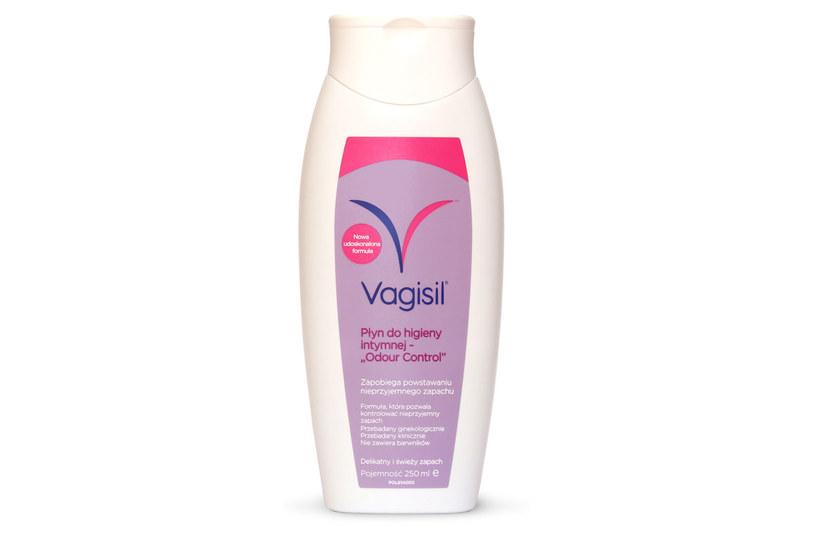 Vagisil płyn do higieny intymnej Odour Control /materiały prasowe