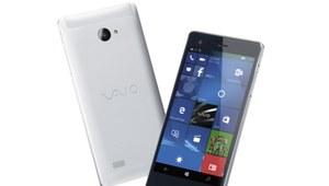 VAIO Phone Biz - smartfonowa nowość z Windows 10