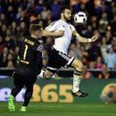 Valencia CF - FC Barcelona 1-1 w półfinale Pucharu Króla