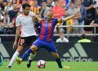 Valencia CF - FC Barcelona 2-3. Kontuzja Andresa Iniesty