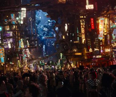 """Valerian i Miasto Tysiąca Planet"" [fragment 4]"