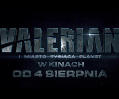 """Valerian i Miasto Tysiąca Planet"" [fragment]"