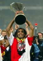 Van Hooydonk - gwiazda Feyenoordu i bohater finału Pucharu UEFA