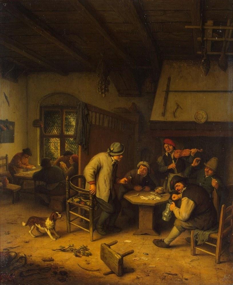 Van Ostade, W tawernie /Agnieszka Lisak – blog historyczno-obyczajowy