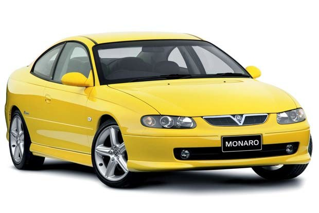Vauxhall Monaro (kliknij) /INTERIA.PL