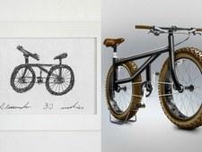 Velocipedia: Szalone rowery zrodzone z wyobraźni
