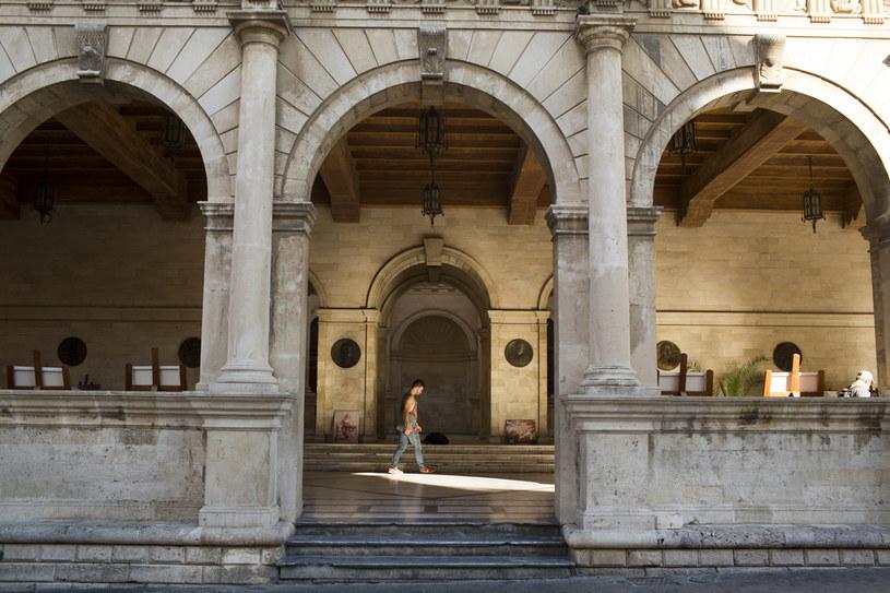Venetian Loggia powstała w 1628 roku /The New York Times Syndicate