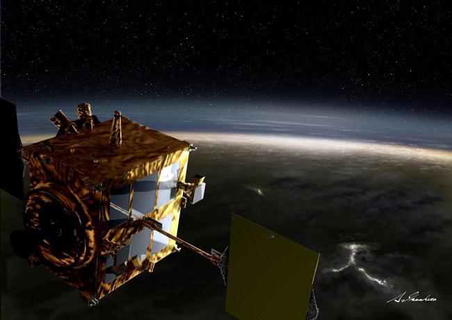 """Venus Climate Orbiter """"Akatsuki""""  /Akihiro Ikeshita/JAXA"""