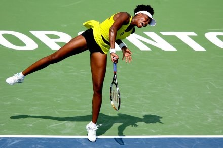 Venus Williams /AFP