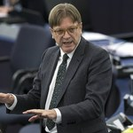"""Verhofstadt krytykuje Czarneckiego. """"Nie wykorzystał pan szansy, by przeprosić Różę Thun"""""""