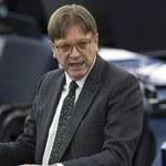 Verhofstadt niewinny, Czarnecki może zostać ukarany. W PE znaleziono odpowiedni paragraf