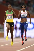 Veronica Campbell-Brown pomyliła tory