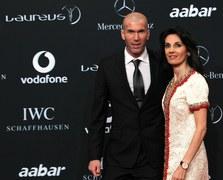 Veronique - żona Zinedine Zidane'a
