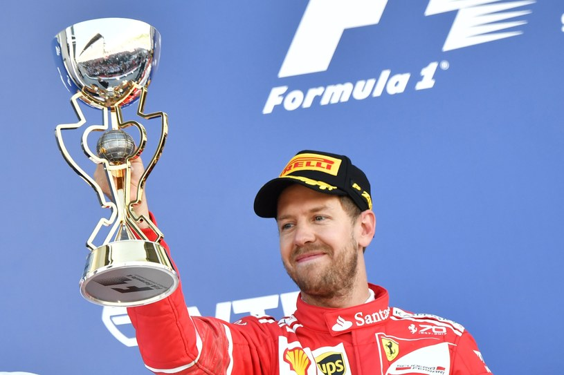 Vettel ma sentyment do Red Bulla /AFP