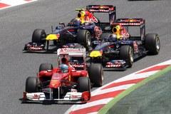 Vettel najlepszy w Grand Prix Hiszpanii