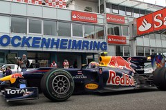 Vettel pojedzie z pole position, Kubica 7.