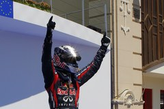 Vettel wygrał Grand Prix Formuły 1 w Walencji