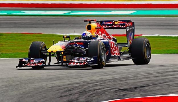 Vettel wystartuje z pole position /PAP/EPA