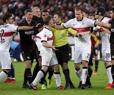 VfB Stuttgart - Bayer Leverkusen 0-2. Marcin Kamiński wrócił do gry
