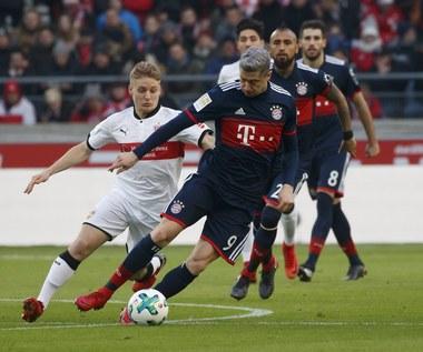 VfB Stuttgart - Bayern Monachium 0-1. Sven Ulreich obronił karnego
