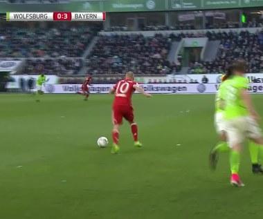 VfL Wolfsburg - Bayern Monachium 0-6. Wideo