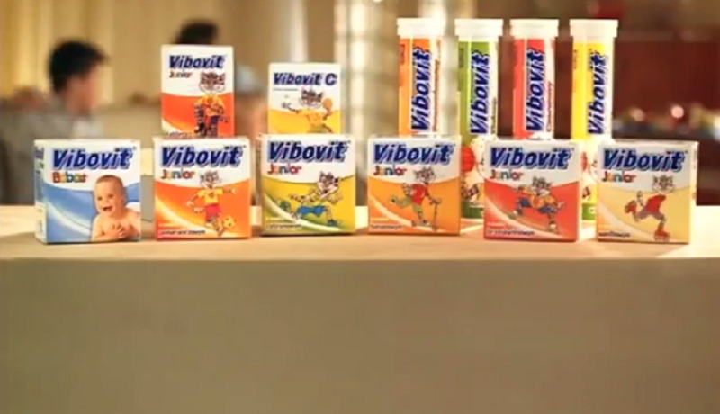 Vibovit, czyli witaminy w proszku /Opus Film /YouTube