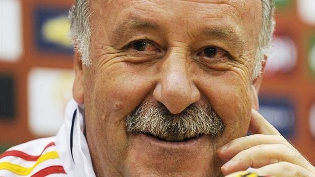 Vicente del Bosque został wybrany przez IFFHS trenerem roku 2010 /Getty Images/Flash Press Media