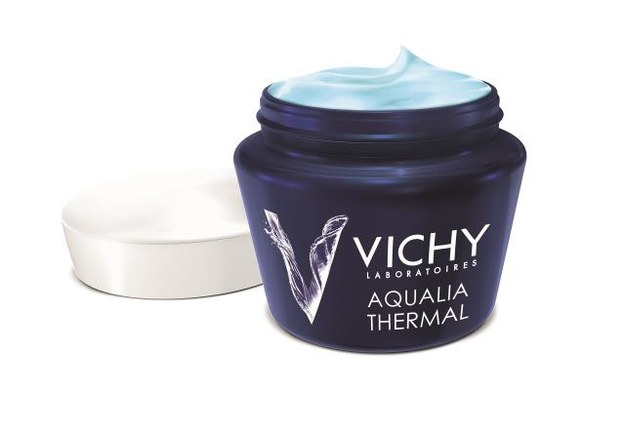 Vichy, Aqualia Thermal Spa, krem  na noc,  75 ml/109 zł. /Mat. Prasowe