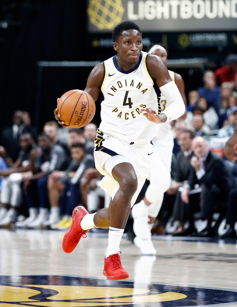 Victor Oladipo z Indiana Pacers /Andy Lyons /Getty Images